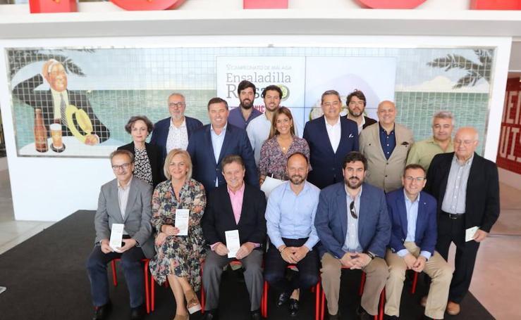 Vida social en Málaga durante la última semana (del 6 al 11 de mayo)