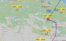 Desvían el vuelo de Ryanair Málaga-Dusseldorf por la conducta inapropiada de una pasajera