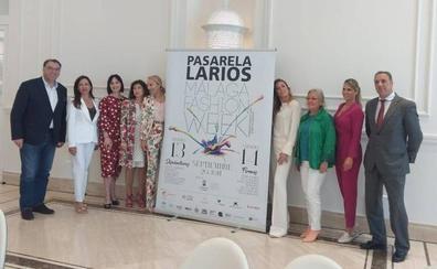 La IX Pasarela Larios se celebrará el 13 y 14 de septiembre