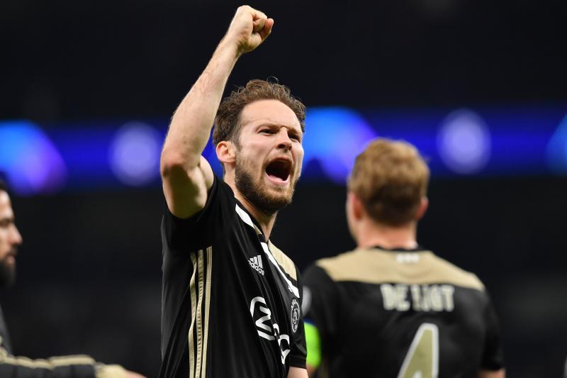 Daley Blind, a perpetuar la gloria del Ajax en el nombre del padre