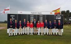 España cede ante Inglaterra en el Match Mixto 'Amateur' por 7-13