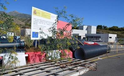 El Gobierno autoriza una partida de dos millones para culminar la depuradora de Nerja