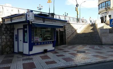 Un acertante de Málaga capital, premiado con más de 46.000 euros en la Bonoloto