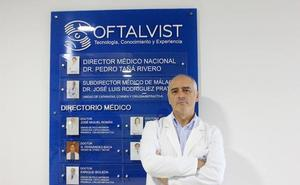 «En Oftalvist contamos con la tecnología y la experiencia para dar solución a todos los pacientes que sufran miopía»