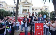 Pérez se presenta como el candidato «del cambio» para repetir la victoria del 28A