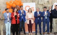 María García asegura que Ciudadanos abrirá una nueva etapa política en Marbella