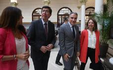 Bendodo: «Andalucía necesita menos leyes. ¡Ojalá el balance normativo de este Gobierno sea cero!»