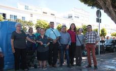 Vecinos de El Palo piden la legalización de sus casas