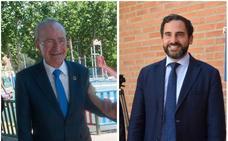 SUR y 101TV organizarán el único cara a cara de Francisco de la Torre y Daniel Pérez en la campaña del 26M