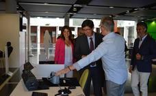 Juan Marín apuesta por potenciar el centro de innovación Andalucía Lab
