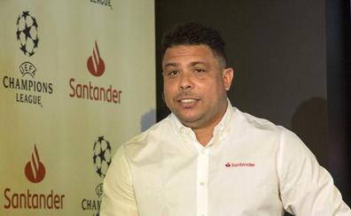 Ronaldo: «Lo que la Champions representa ahora tardará mucho tiempo en acercarse»