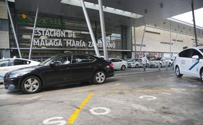 Más de la mitad de las licencias de VTC de Málaga están en manos de grandes inversores