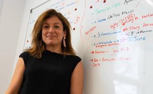 Olga Guerrero: «La nanotecnología va a revolucionar el diagnóstico y tratamiento de enfermedades»