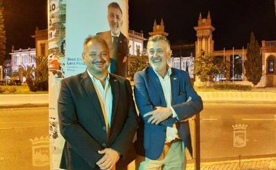 Vox apuesta por ampliar el metro hacia el Civil por el lecho del Guadalmedina