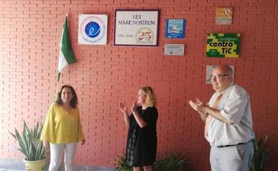 El Mare Nostrum, primer instituto de Málaga con el sello de calidad por difundir la lengua francesa