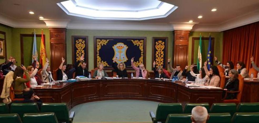 El pleno de Nerja pide al Gobierno que declare de urgencia las obras de la depuradora