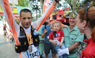 Joan Marc Falcó logra su tercera victoria consecutiva en los 101 kilómetros