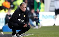 El Leeds de Bielsa da un paso hacia la final de ascenso a la Premier