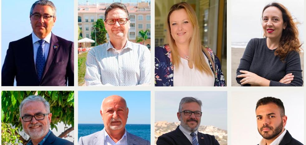 Entrevistas a los candidatos a la Alcaldía de Rincón de la Victoria en las elecciones municipales del 26M