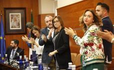 Teresa Sánchez se proclama alcaldesa de Alhaurín el Grande tras un pleno cargado de tensión