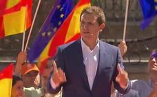 Rivera promete bajar el IRPF en las autonomías tanto como lo suba Sánchez