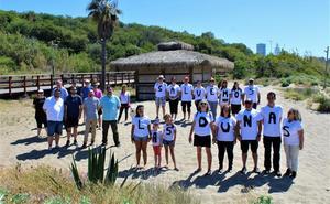«Sostenibilidad o barbarie», el lema de IU para defender las dunas