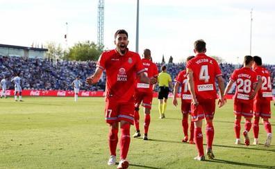 Borja Iglesias mantiene vivo el sueño europeo del Espanyol