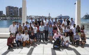 De la Torre apela al voto joven para que Málaga siga «en la vanguardia»