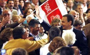 Rodríguez Zapatero participará en la campaña del PSOE en Marbella