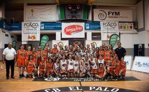 Éxito del All Star Vive Minibasket femenino, con triunfo del EBG Málaga