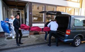 Aumentan a cinco las víctimas implicadas en el 'crimen de la ballesta' en Alemania