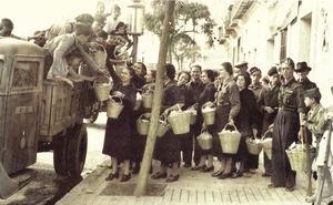 Años cuarenta del siglo XX: el tiempo del hambre y del estraperlo en Málaga