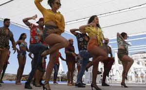Málaga acoge el estreno mundial de 'Hotel Habana Show'