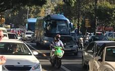 Soho: mucho tráfico y polución