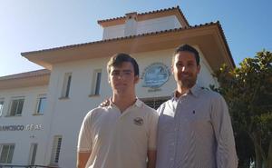 Pablo Rodríguez, alumno del San Francisco de Asís de Mijas, gana la XII Olimpiada de Economía
