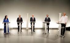 Los barrios y el modelo de ciudad centran el debate entre candidatos