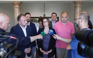 Nuevos concejales para trece días de gestión