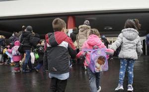 El proceso de escolarización deja en Málaga más de tres mil plazas sin ocupar