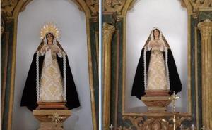 Denuncian el robo de varios objetos de culto en la iglesia de Torrox