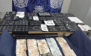 Dos detenidos por el robo de joyas valoradas en 600.000 euros a un comercial en Marbella