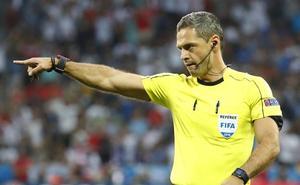 Damir Skomina, árbitro de la final de la Champions