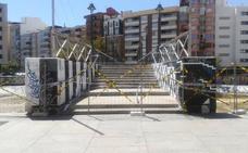 Cerrado por daños el puente del CAC