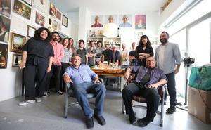 Una pasarela artística entre Málaga y el mundo