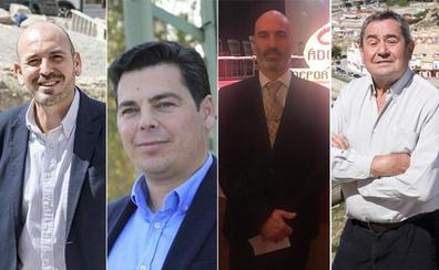 Entrevistas a los candidatos a la Alcaldía de Cártama en las elecciones municipales del 26M