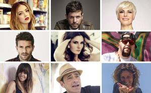 La 'playlist' de los éxitos malagueños: estos son los 20 artistas que más suenan