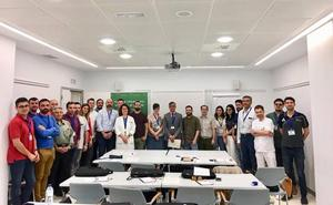 El Hospital Clínico celebra un curso internacional sobre el control de los diagnósticos por imagen