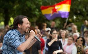 Pablo Iglesias dice que «se acabó el gobierno del ordeno y mando»