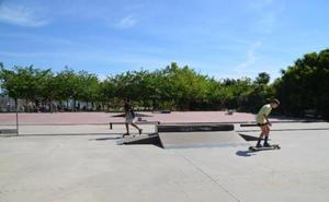 Rincón de la Victoria licita la construcción del nuevo 'skate-park' con una extensión de 1.120 metros cuadrados