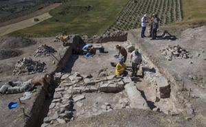 Los Castillejos descubre un inesperado esplendor romano