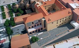 Así quedará el convento de San Andrés tras su recuperación